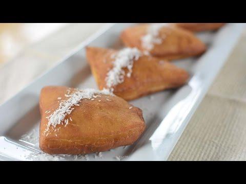 Sweet Fried Bread – Mandazi (Mahamri) from East Africa – Chef Lola's Kitchen