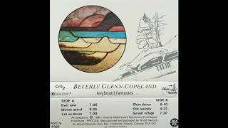 Beverly Glenn-Copeland - Keyboard Fantasies (Full Album) [ALR022]