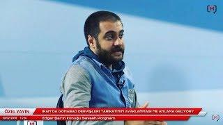 İran'da Gonabad Dervişleri Tarikatının Ayaklanmasını MedyascopeTV'ye Değerlendirdim