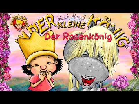 Der Rosenkönig - Der kleine König aus dem Sandmännchen