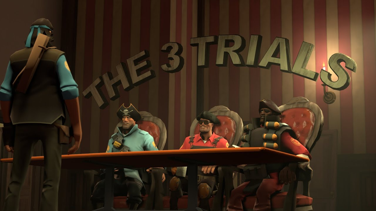 Watch This Team Fortress 2 Re-Creation Of Monkey Island's Pirate Scene