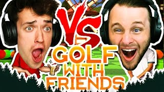 ONE VS ONE GOLF WITH FRIENDS | HOLE IN ONE