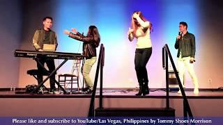 Michael Pangilinan (Khel Pangilinan) - Weak by SWV (Cover) (Live in Las Vegas)
