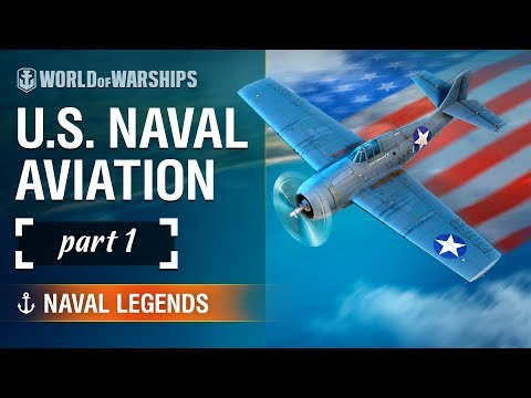 World of Warships :: Naval Legends: US Carrier-Based Aircraft