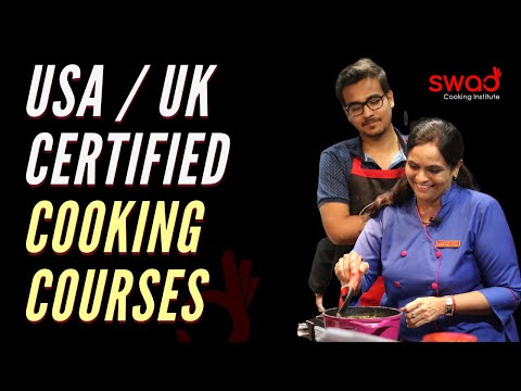 USA/UK Certified Cooking Courses | Indian Cooking Classes ...