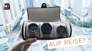 UHRENBOX FÜR REISEN // Testbericht // Deutsch // FullHD