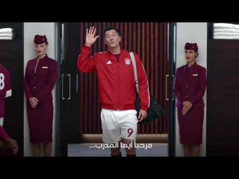 A Safety Video Like Never Before | Qatar Airways