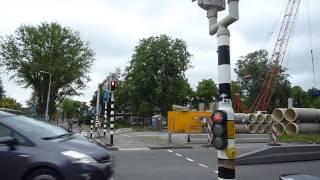 preview picture of video 'Bicycle Trip: Weerdsingel Oostzijde in Utrecht to Darwindreef in Utrecht  [UGMHRLVB part 1]'
