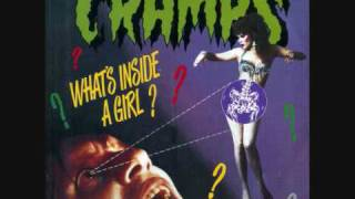 "The CRAMPS - 'What's Inside A Girl?' - 7"" 1986"