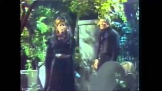 Barnabas and Josette Ghost