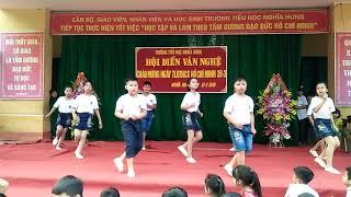 Nhảy Mùa Hè Xanh 5B