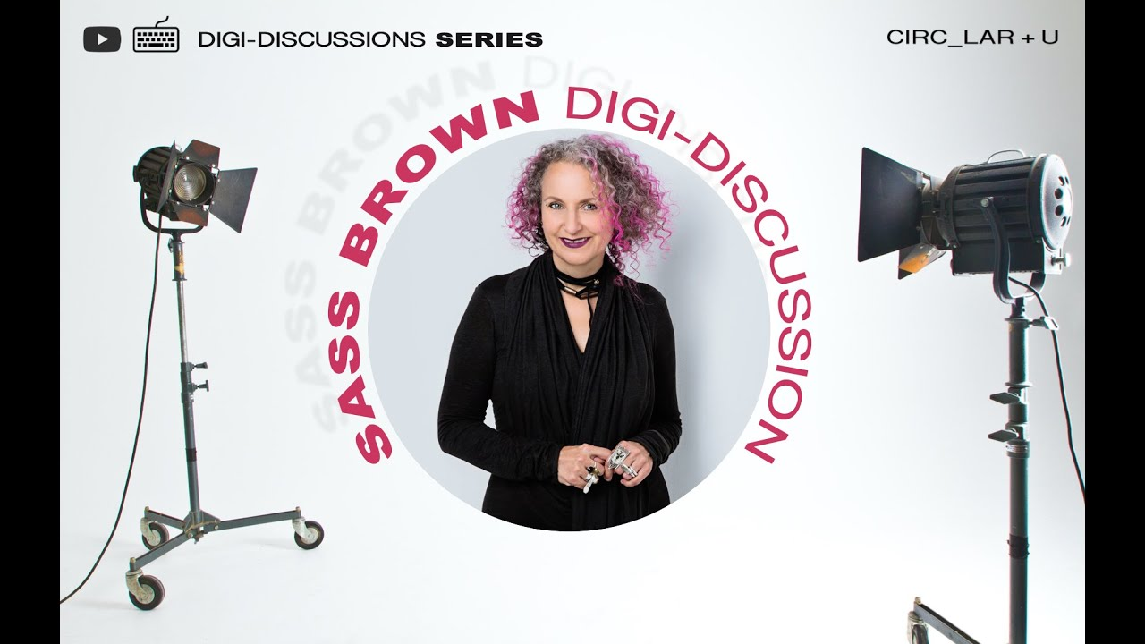Digi-discussions: Annabel Lindsay + Sass Brown