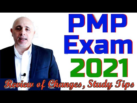 New 2021 PMP Exam Review | Changes and Study Tips - YouTube