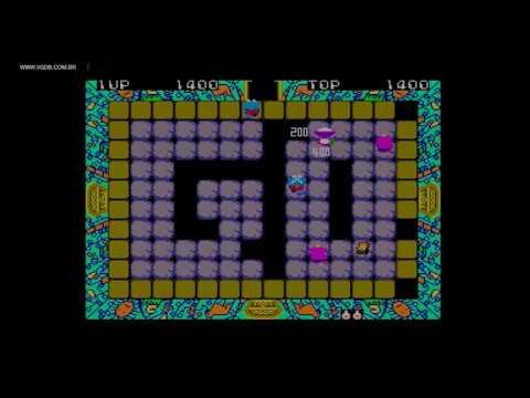 Fushigi no Oshiro Pit Pot - SEGA Master System / Mark III - VGDB