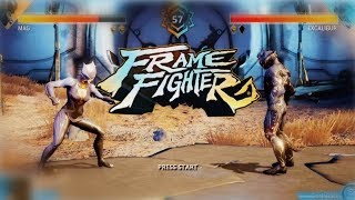 багфрэйм №8 (+Frame Fighter)