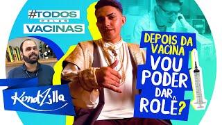 #TodosPelaVacinas com MC Fioti – Vai Com o Bum Bum Tam Tam