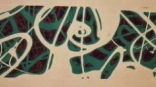 2MERICA - Scribbling [Paintings by Jaimeson Trocheck]