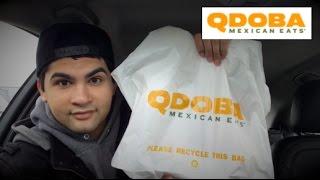 ME EATING QDOBA MUKBANG - Video Youtube