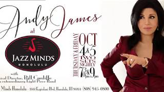 """Andy James   Somewhere Over the Rainbow"""" Live @ Jazz Minds in Honolulu, Hawaii"""