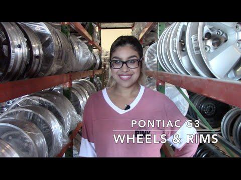 Factory Original Pontiac G3 Wheels & Pontiac G3 Rims – OriginalWheels.com