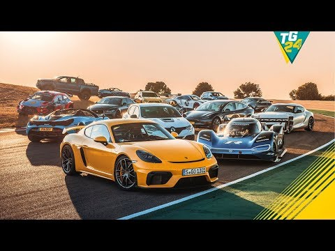 The Contenders | Performance Car Of The Year 2019 | Top Gear