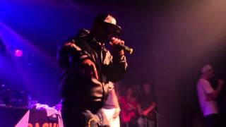 Video Lukrecius Chang feat Hugo Toxxx - Hustler (Live)