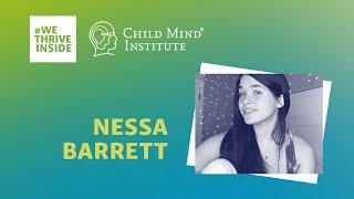 How #WeThriveInside With TikTok Star Nessa Barrett