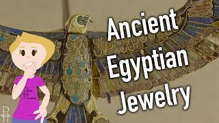 All That Glitters: Ancient Egyptian Jewelry With Lilith!