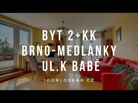 Video z << Prodej bytu 2+kk, 119 m2, Brno >>