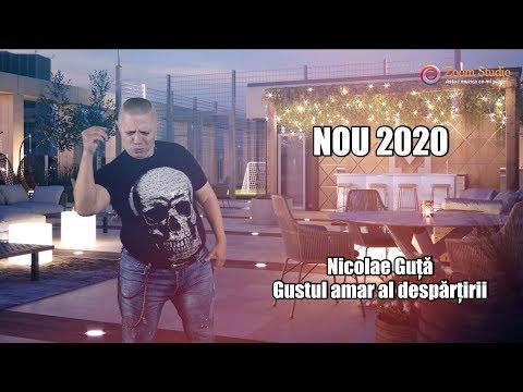 Nicolae Guta - Gustul amar al despartirii (NOU 2020)