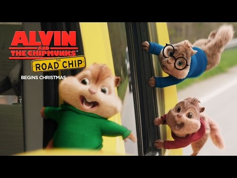 Alvin and the Chipmunks: The Road Chip (Chip Advisor 'Car Rental')