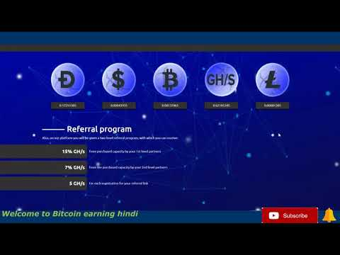 Bimine Free 100GHS Mining site bitcoin Litecoin and others coins
