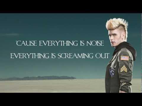 """Colton Dixon - """"Noise"""" (Official Lyrics)"""