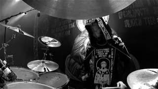 BATUSHKA@Yekteniya 3 Martin Live In Gothoom Fest 2016 (Drum Cam)