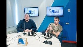 Мотоэнтузиасты Владимир Августин и Антон Нормально в программе DAVAJ #MIXTV