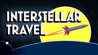 Interstellar Travel with Wendover and Neil Tyson