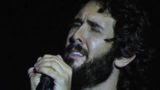 What I Did For Love (8-2-16) Josh Groban Stages Tour