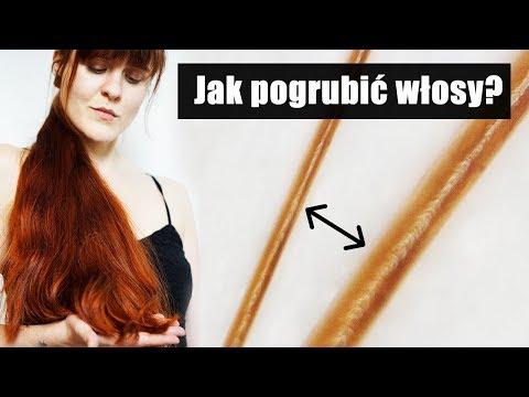Włosy olio olej colorante paleta