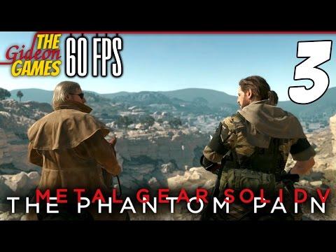 Прохождение Metal Gear Solid V: The Phantom Pain на Русском [PС|60fps] - #3 (Фантомные конечности)