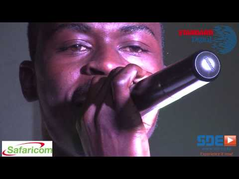 SD Campus Tour: Benachi performs at Egerton University