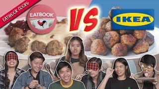Eatbook VS IKEA Meatballs | Eatbook Cooks | EP 15