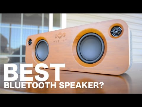 Best $200 Bluetooth Speaker! House Of Marley Get Together Review