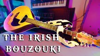 The Mandola / Irish Bouzouki - @banjoguyollie