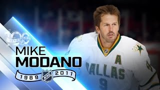 Mike Modano highest-scoring American of all time