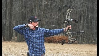 350 YARDS WITH A BOW (we will beat Dude Perfect)