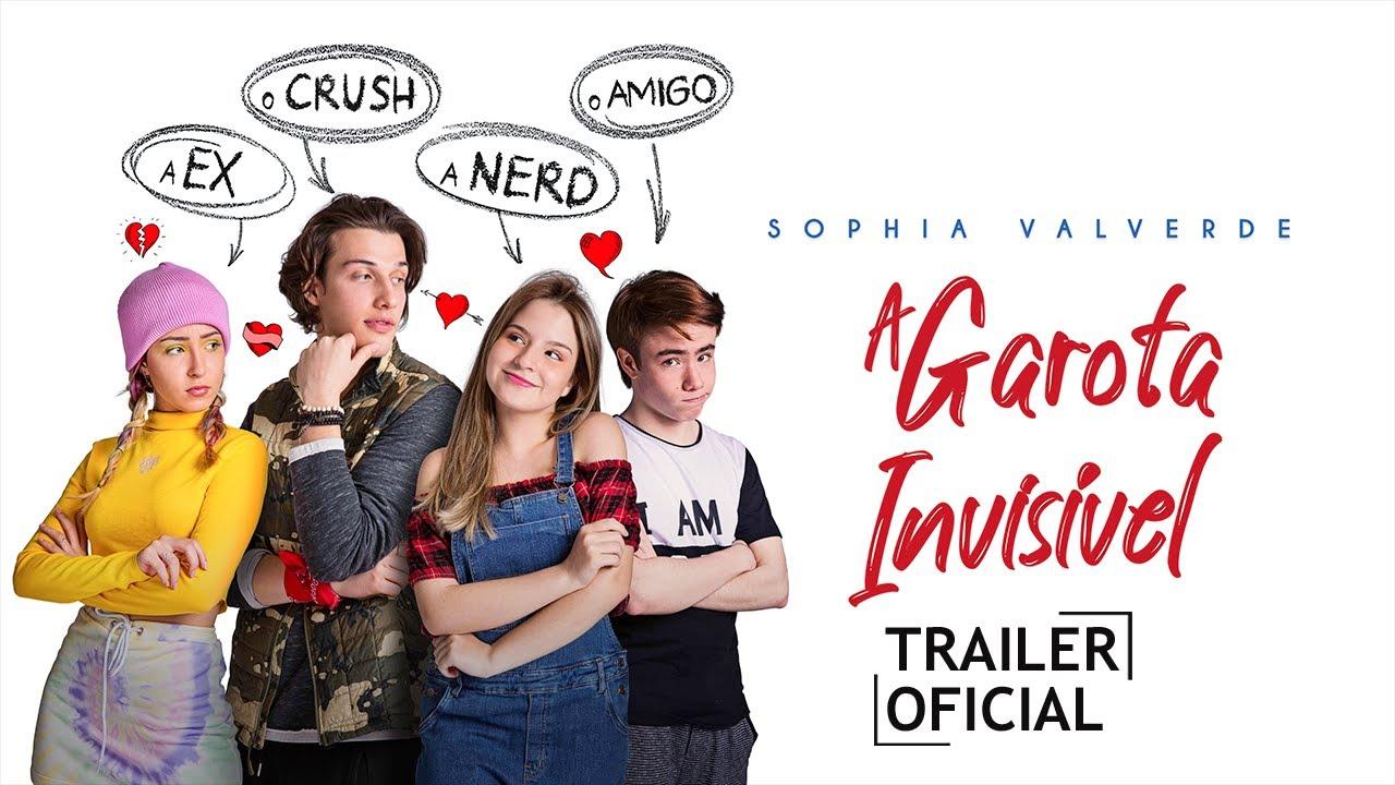 La Chica Invisible Película 2020 Filmelier Películas Completas