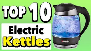 Best Electric Kettles   Best Electric Water Kettle    Top 10 Electric Kettle for Travel