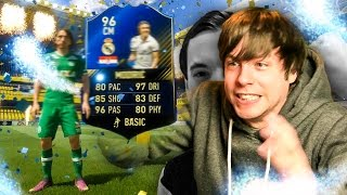BUZZING!! I PACKED MY FIRST TEAM OF THE YEAR!!! - FIFA 17 TOTY PACK OPENING