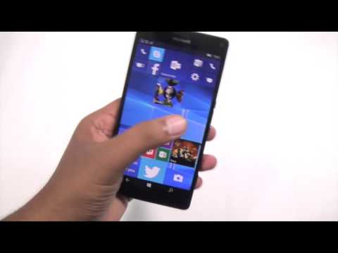 Lumia 950 XL Dual SIM Review