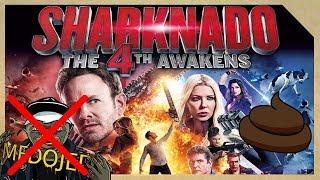 Největší hovadiny z filmu: Žraločí tornádo 4 / Sharknado 4: The 4th Awakens |Filmstalker|